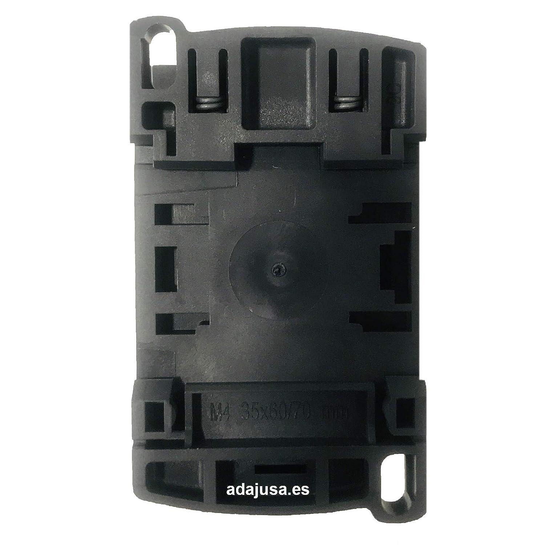 Schneider Electric LC1D18P7 TeSys D, Contactor, 3P AC-3, 440 V 18 A, bobina 230 V CA: Amazon.es: Industria, empresas y ciencia