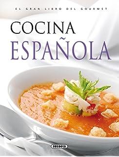 Cocina española (El Gran Libro del Gourmet) (Spanish Edition)