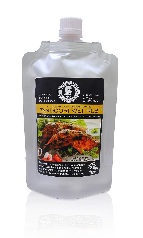 Bulsara's Original 15 Minute Tandoori Marinade - 100% Natural