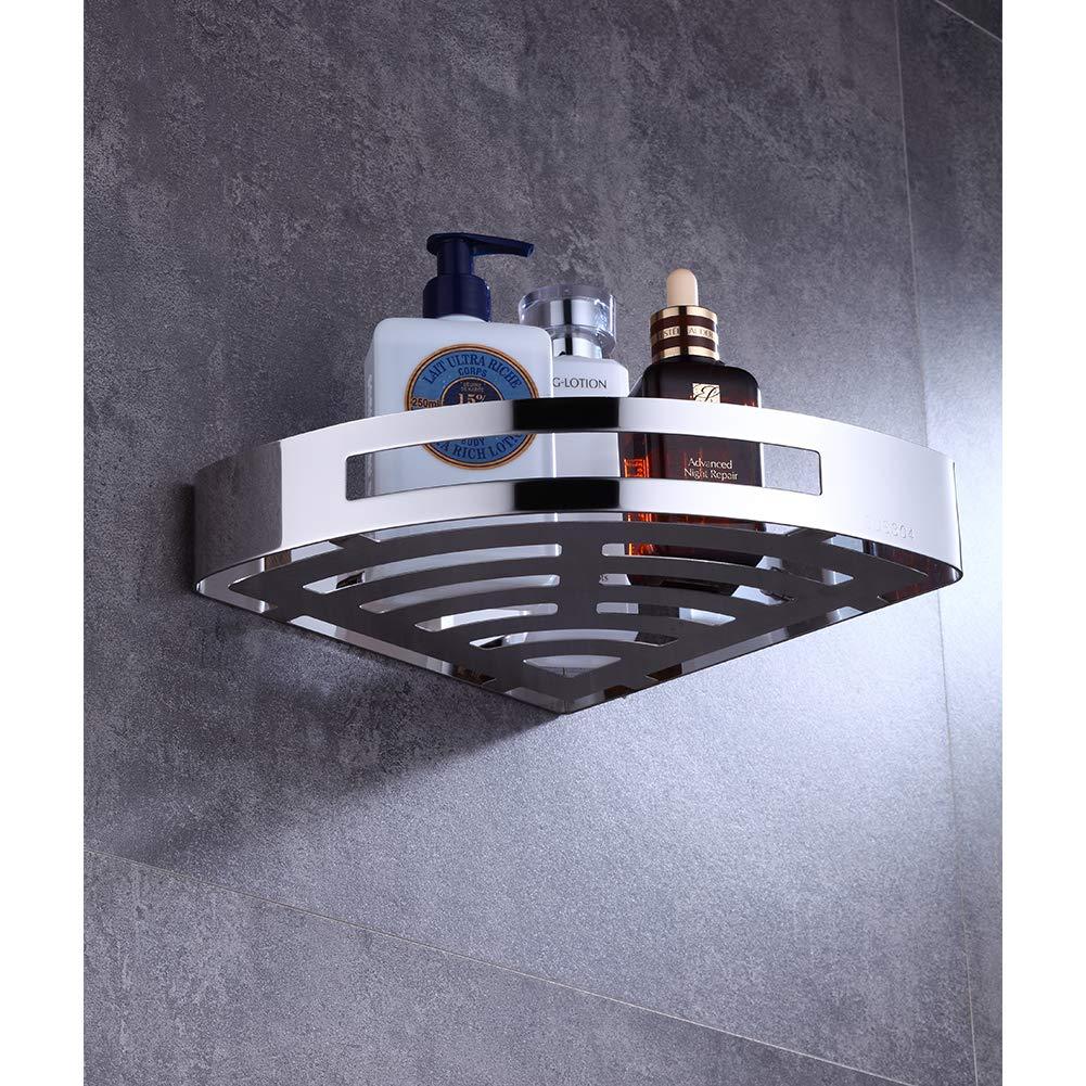 organizer per doccia mensole angolari da cucina Mensola da bagno con montaggio a parete SUS 304
