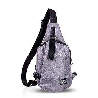 FANDARE Sling Bag Messenger Bag Shoulder Backpack Crossbody Bag Sport Bag Polyester