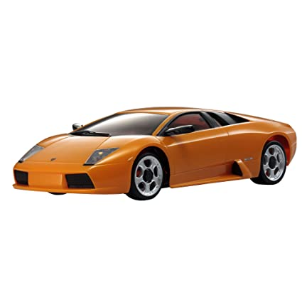 Kyosho Escala Automtica Perla Naranja Lamborghini Murcielago Lp 640