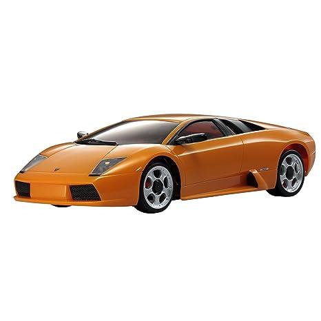 Amazon com: Kyosho Auto Scale Pearl Orange Lamborghini Murcielago LP