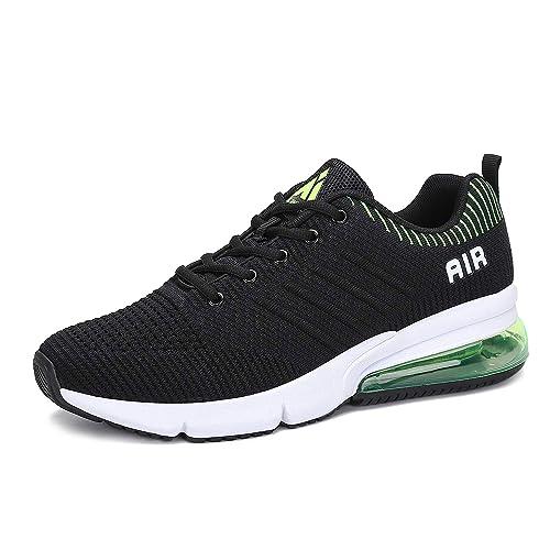Zapatillas Deportivas de Mujer Running Hombres Gimnasio Aire para Fitness Transpirables Casual Zapatos Gimnasio Correr Sneakers: Amazon.es: Zapatos y ...