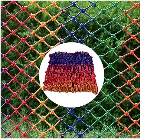 Red de Protección Duradero Red de Seguridad Escalera Ventana Balcón Cerco Red De Protección Red De Seguridad Infantil Color Decoración Anticaída Red Resistente A Los Golpes Hogar Jardín De Infantes Ja: Amazon.es: