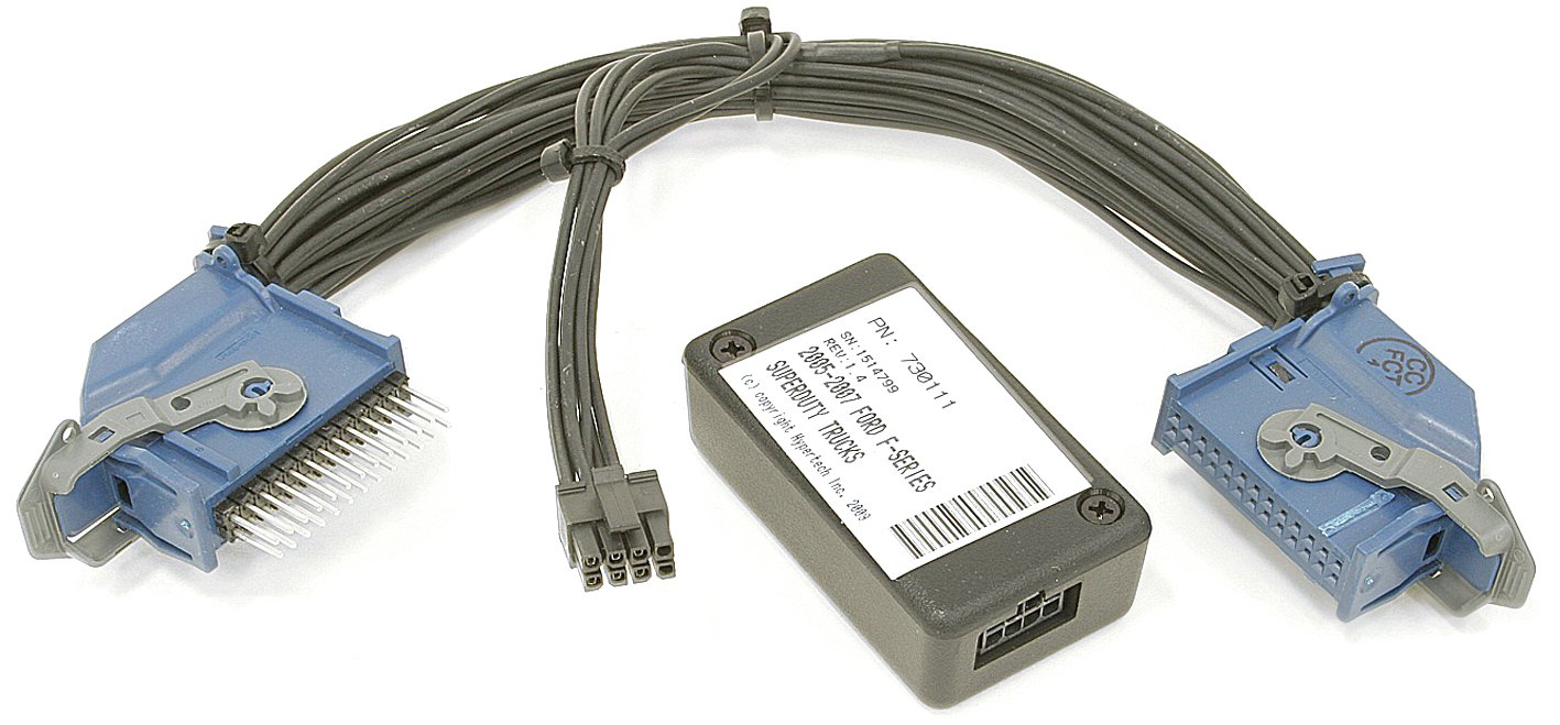 Hypertech 730111 In-Line Speedometer Calibrator Module for Ford F-Series Superduty Trucks 2005-2007