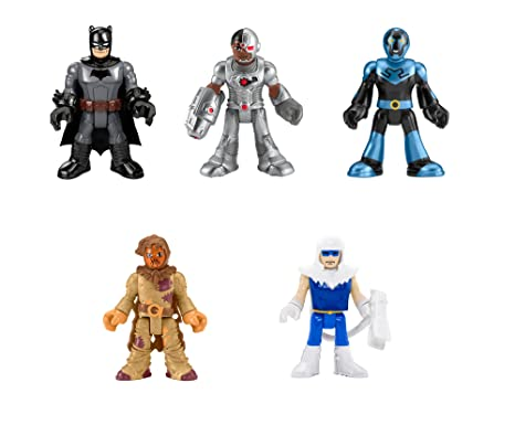 Fisher Price Imaginext Dc Super Friends Figure Pack By Fisher Price