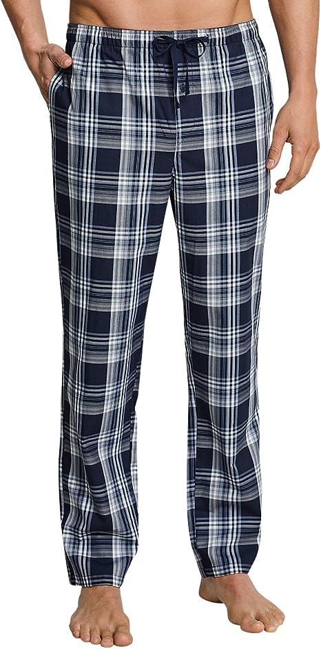 Schiesser Herren Mix /& Relax Long Pyjama Bottoms