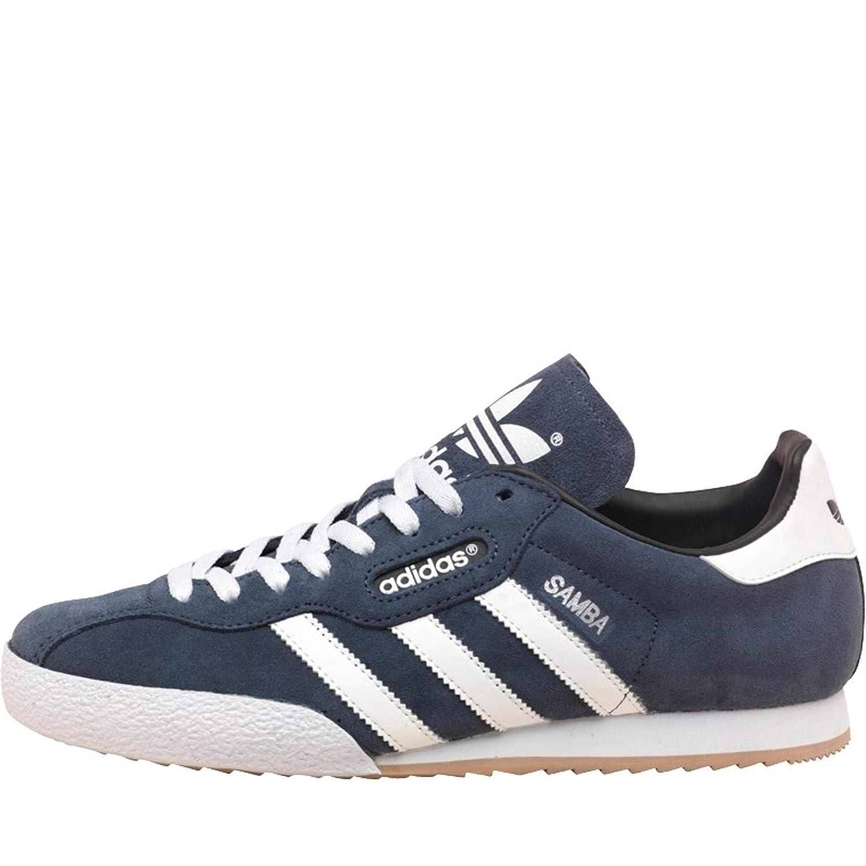 adidas Originals Samba Super Camoscio Blu, Stile retrò, 6