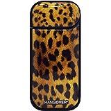 Hangover Cover Skin Adesiva in Resina Speciale per Iqos 2.4 e 2.4+ Design Leopard