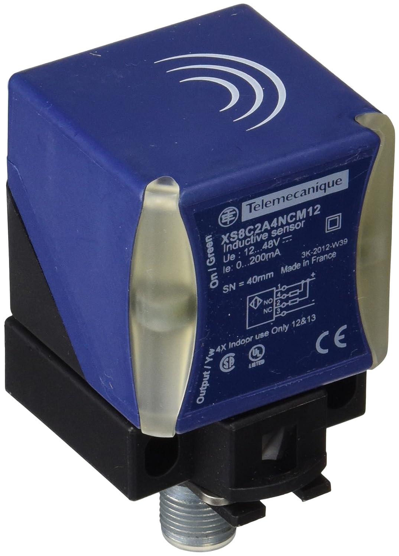 Telemecanique psn - det 32 12 - Detector inductivo cubic c2 corriente continua npn nanc 4h 40mm: Amazon.es: Industria, empresas y ciencia