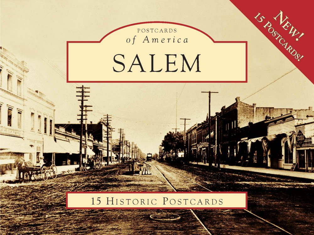 Download Salem (Postcard of America) (Postcards of America) ebook