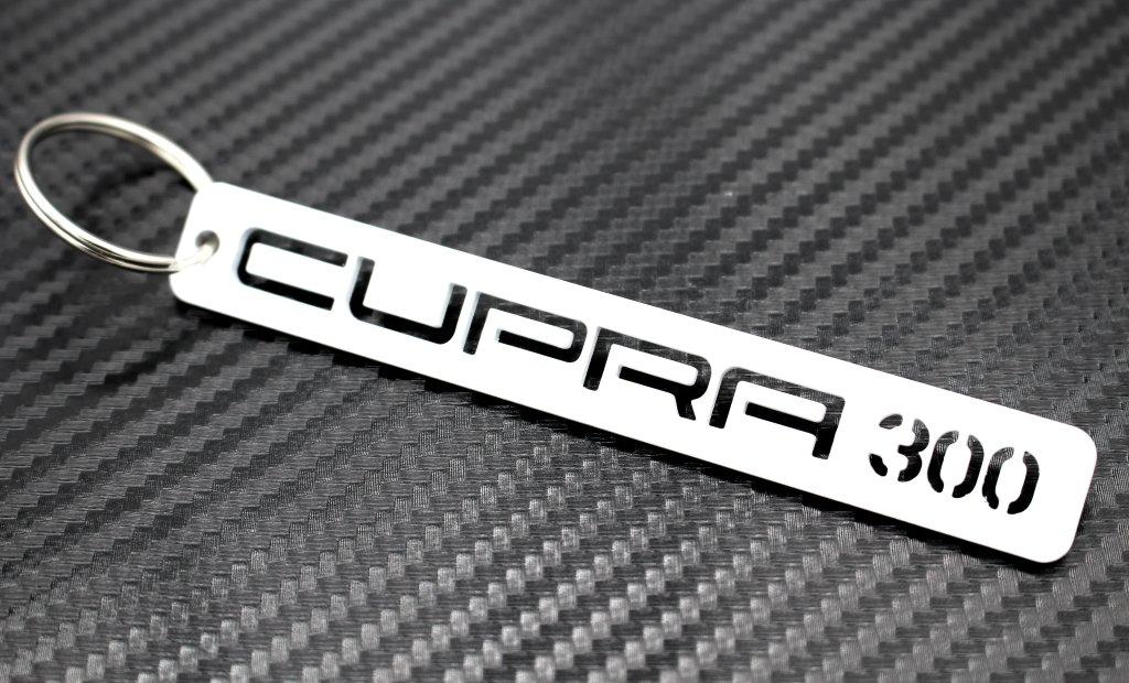 CUPRA 300/Ciondolo portachiavi in acciaio inox/ /von VMG della Store