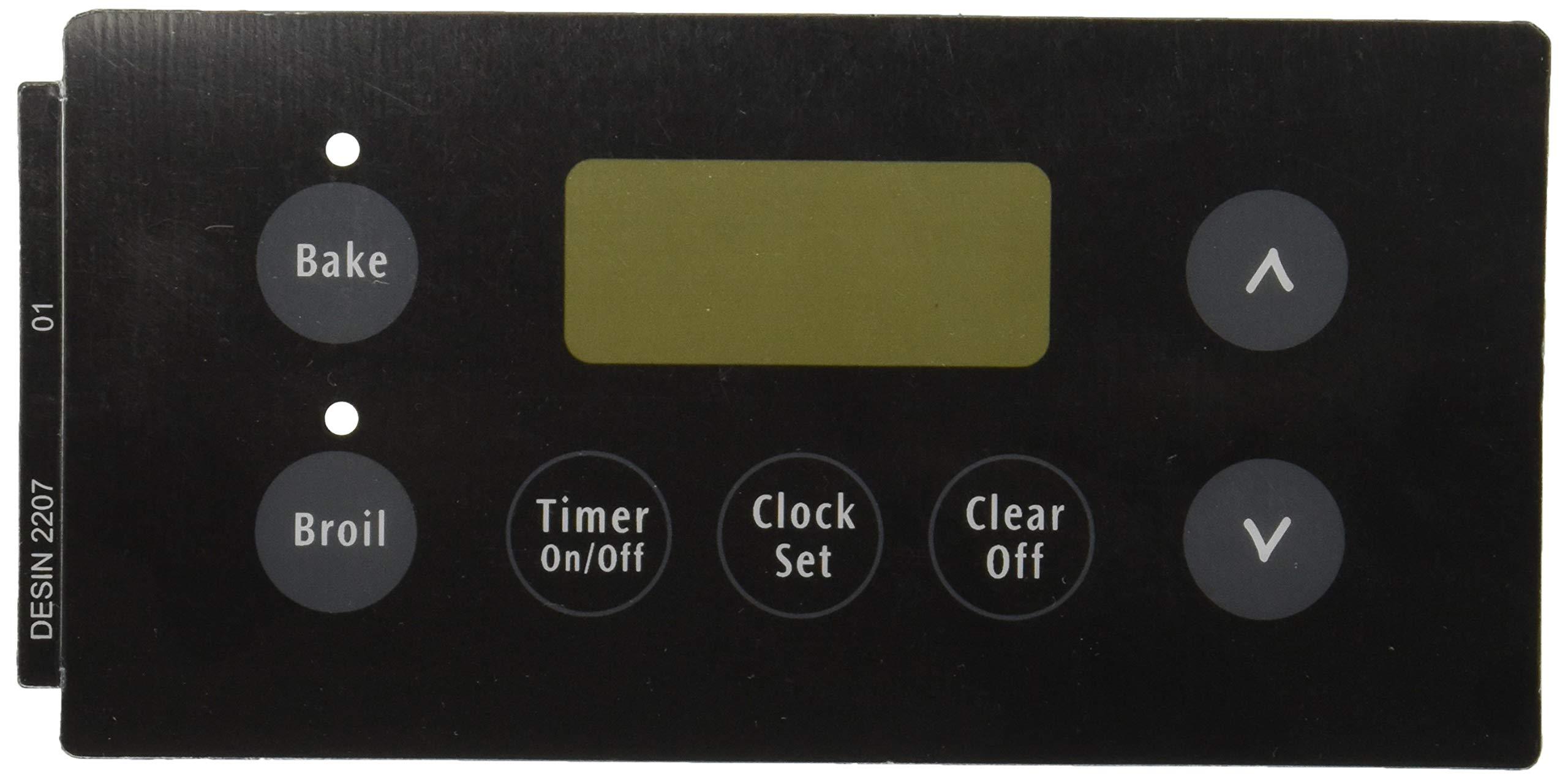 Frigidaire 316220701 Overlay Range/Stove/Oven