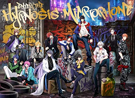 ヒプノシスマイク-Division Rap Battle- 1st FULL ALBUM「Enter the Hypnosis Microphone」 初回限定LIVE盤 C...