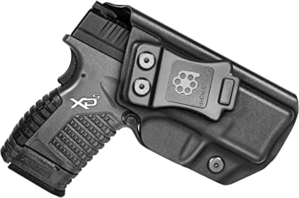 """COMBO Right Hand IWB AIWB Holster and Magazine Pouch for SPRINGFIELD XDE 3.3/"""""""