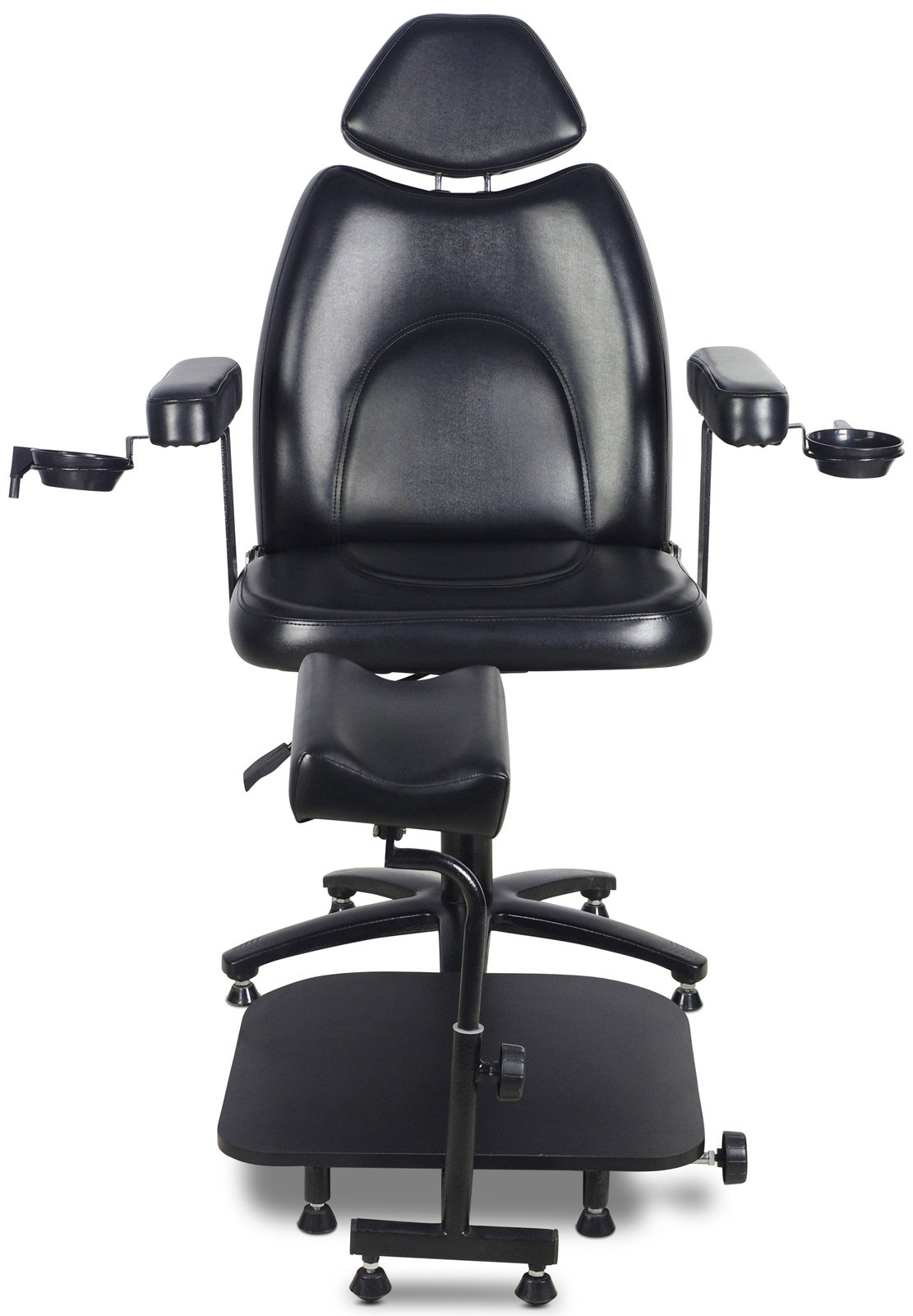 Icarus ''Zenith'' Black Pedicure Foot Spa Station Chair by Icarus (Image #7)