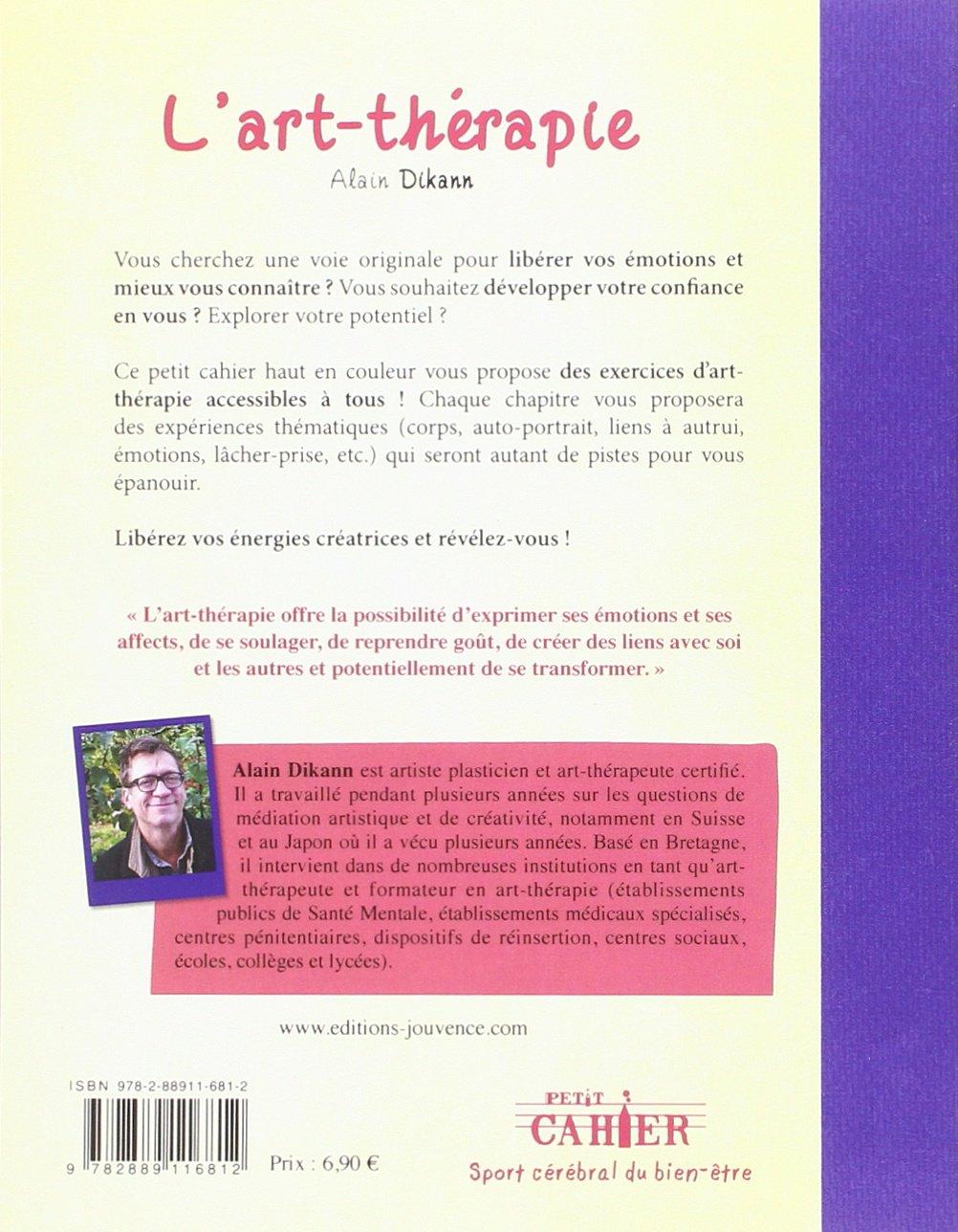 Admirable Amazon.fr - Petit cahier d'exercices d'art-thérapie - Alain Dikann DB-12