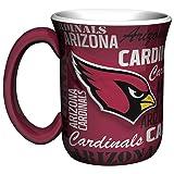 NFL Arizona Cardinals Sculpted Spirit Mug, 17-ounce