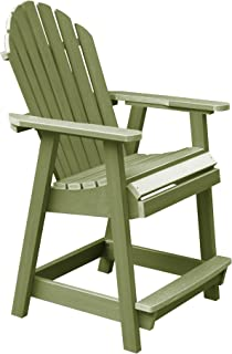 product image for highwood AD-CHCA2-SGE Hamilton Counter Height Deck Chair, Dried Sage