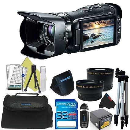 Amazon com: Canon Vixia HF G20 32GB Flash Memory 1080p HD