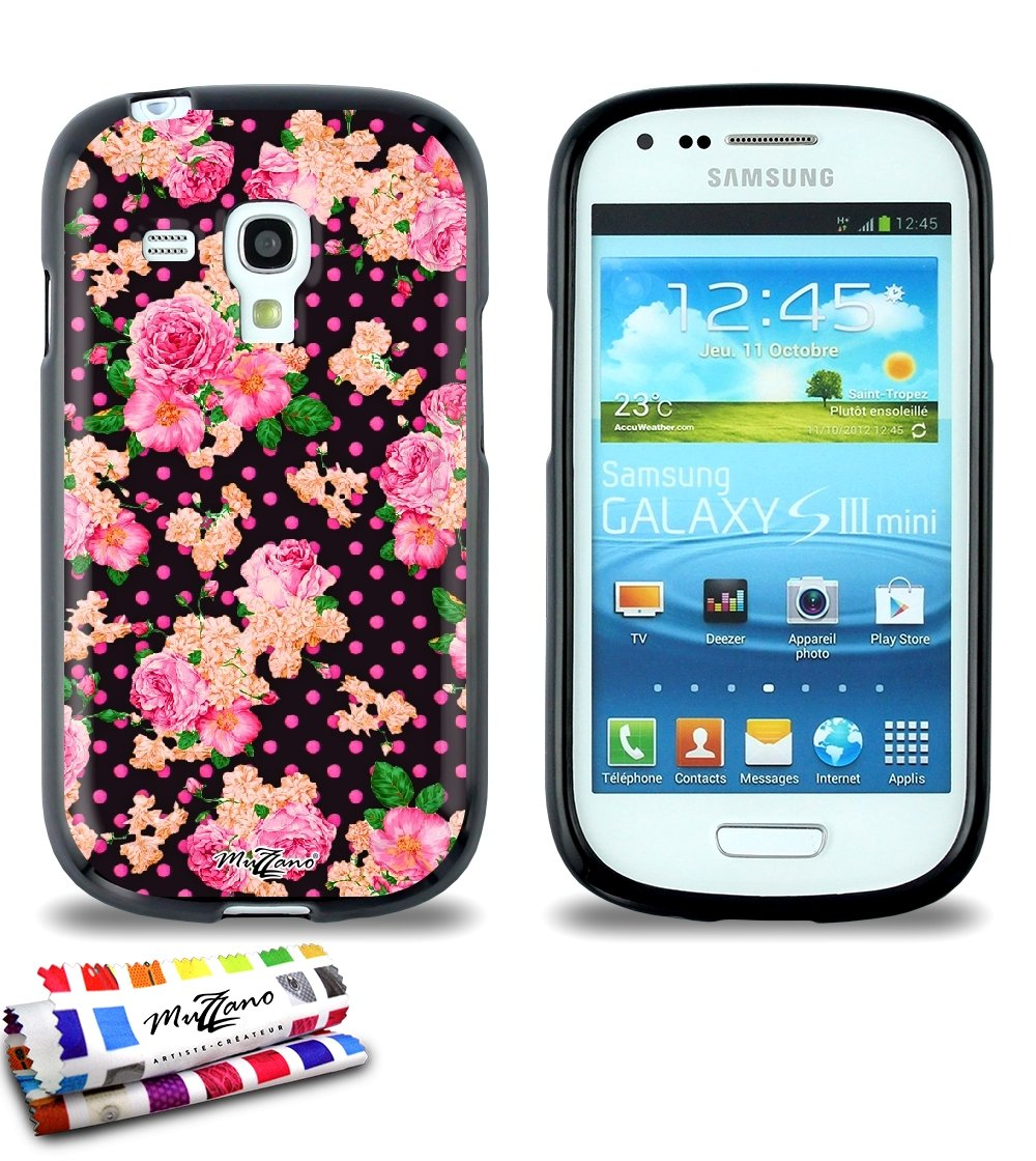 ultraplana suave Carcasa Samsung Galaxy S3 Mini [romantiker ...
