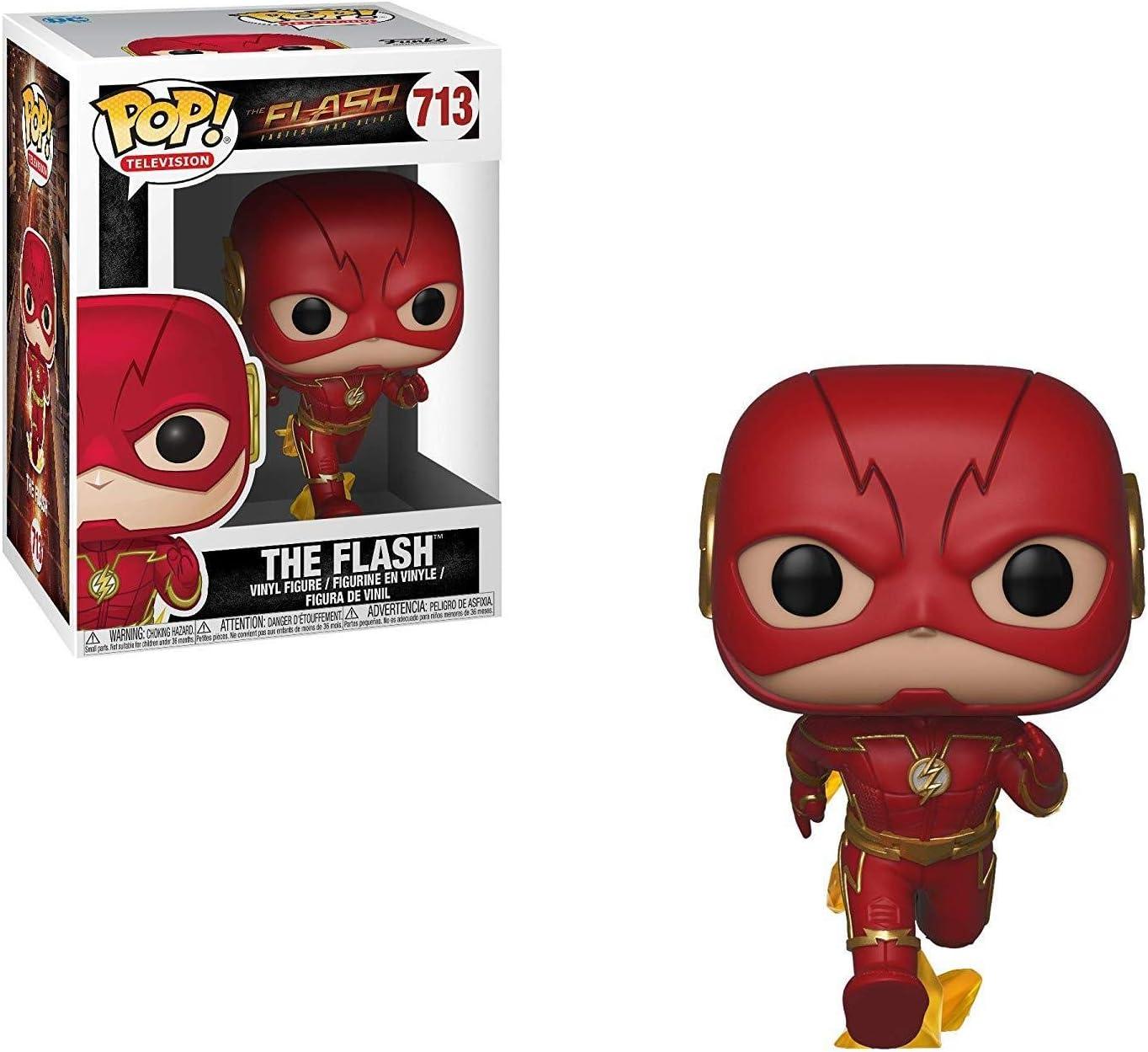 Funko–Pop.Color DC Color The Flash, Multicolor, 32116