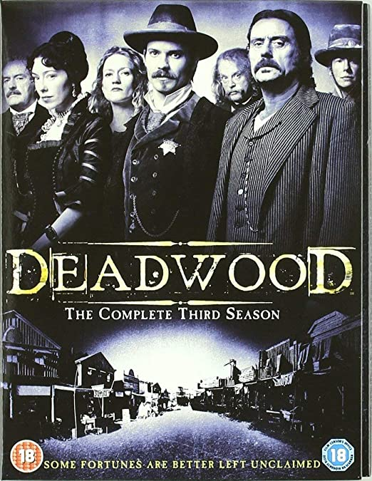 Deadwood : Complete HBO Season 3 [DVD] by Ian McShane: Amazon.es ...