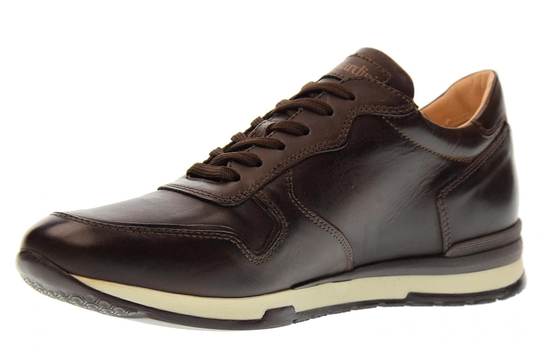 Nero Giardini Hombre Bajas Zapatillas de Deporte P800221U/300 42 EU|Marrón