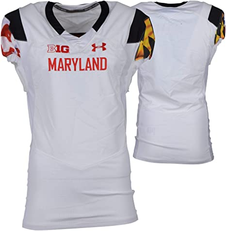 c24bf3c26 Maryland Terrapins Team-Issued Blank