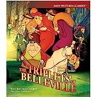 The Triplets of Belleville [Blu-ray]