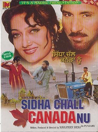 Amazon com: Sidha Chall Canada Nu Punjabi Movie: Various