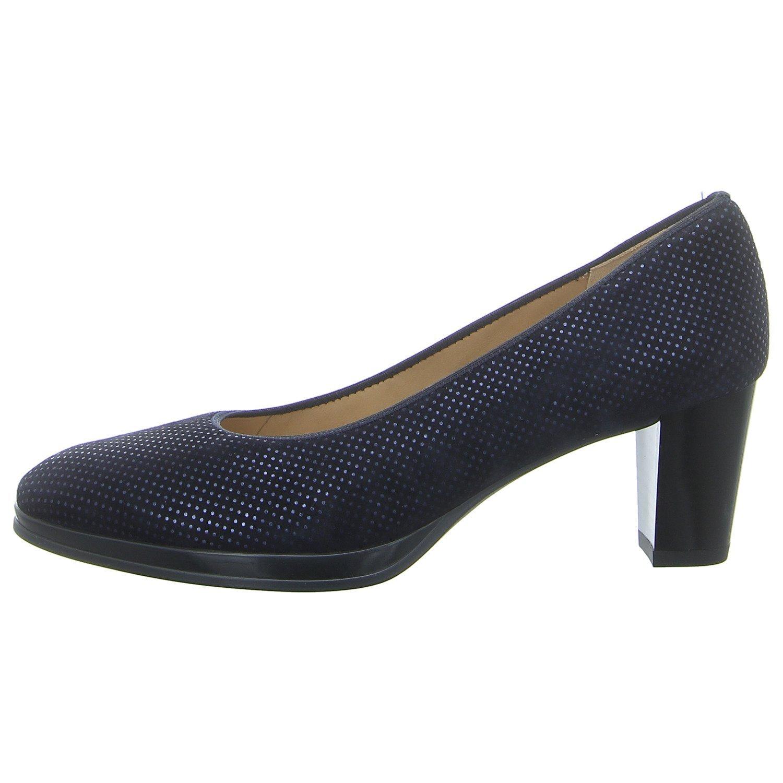 Ara Milano, Zapatos de Tacón con Punta Cerrada para Mujer 37 EU|Azul