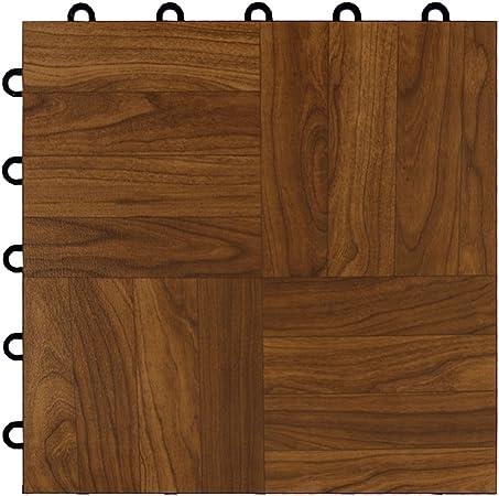 Greatmats Max Tile Laminate Floor 1x1ft X 5 8 Inch For Basement