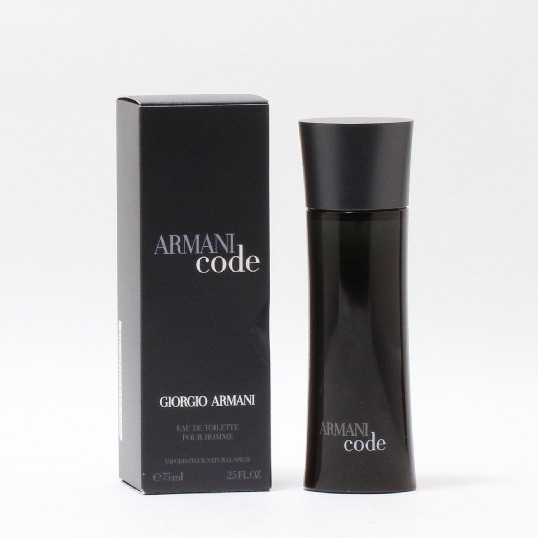 Armani Code By Giorgio Armani For Men. Eau De Toilette Spray 4.2 Oz. 149315 ARM5006431