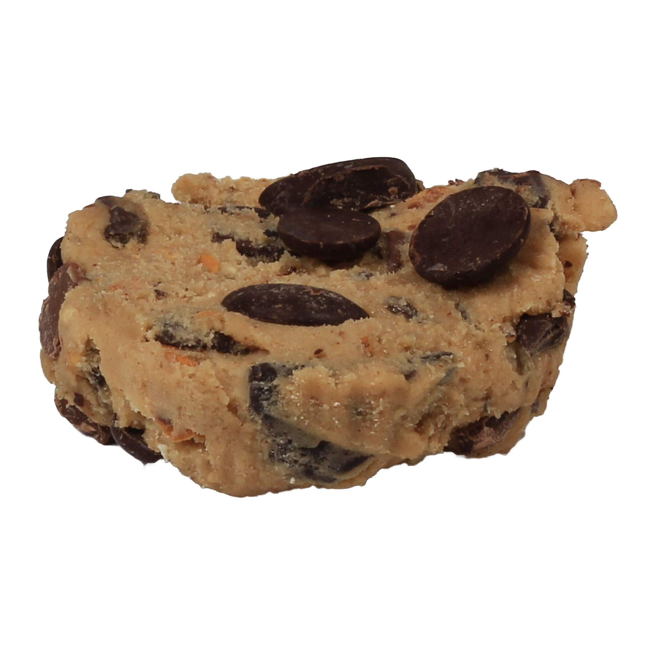 Sweet Street Sandy's Amazing Chocolate Chunk Manifesto Cookie Dough Puck (Pack of 120) by Sweet Street Frozen (Image #2)