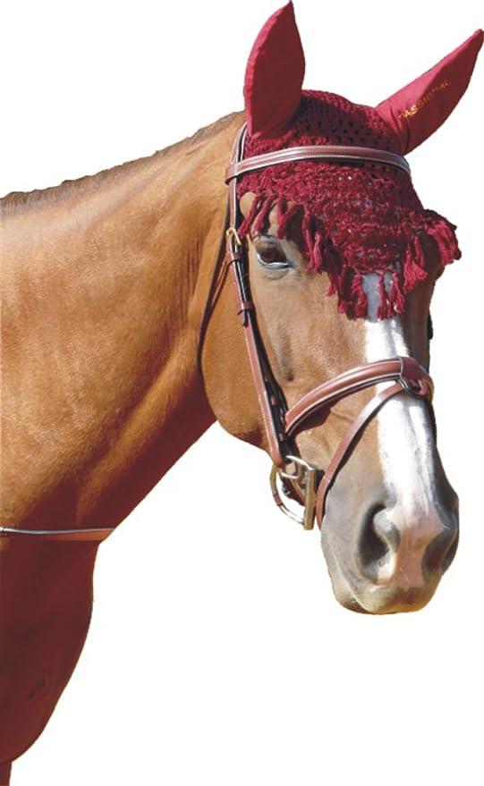 Passionnal Bonnet Anti Mouches Pour Cheval