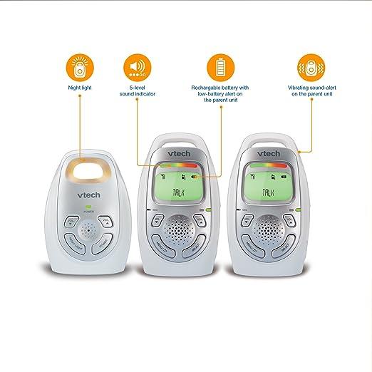 VTech DM223 - Monitor de audio para bebé