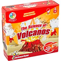 Science4you Volcano First Steps In Geology Educational Science toy