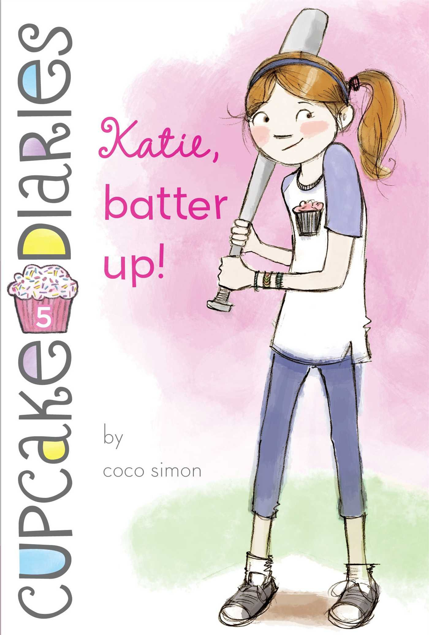 Katie Batter Up Cupcake Diaries product image