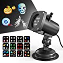 OxyLED LED Halloween Christmas Projector Landscape Lights
