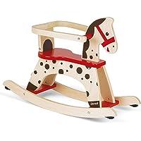 Alex Brands Crib Toy Caramel Rocking Horse