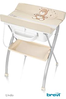 Brevi Lindo Baby Bath And Dresser (My Little Bear)