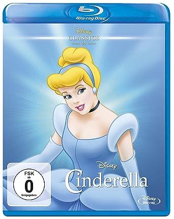 rencontrer 2558e 2e143 Cendrillon [Blu-ray] [Import italien]: Amazon.fr: Clyde ...