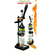 Chetak Hand Press Juicer ( Black)