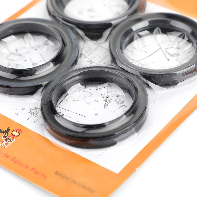 Areyourshop Kit de joint de fourche pour H-O-N-D-A NV400 VT600C Shadow CB700SC Nighthawk 51490-MR1-671