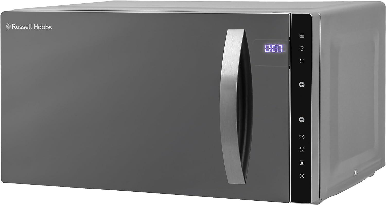 Russell Hobbs rhfm 2363 S 23 L à plate-forme numérique 800 W Micro-ondes solo argent