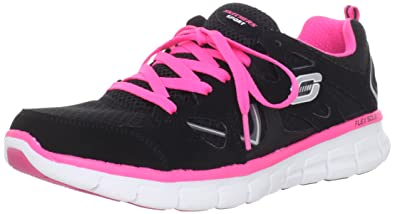 Skechers Synergy Ultimatum Trainers Women black/pink