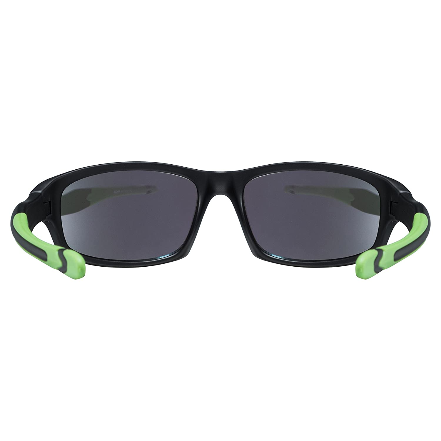 81a2f34a48707e Amazon.com  Uvex Sportstyle 507 Kids Youth Sunglasses - 5338662716 (black  mat green mirror green (S3))  Sports   Outdoors