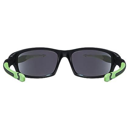 f88157e601c Uvex Sportstyle 507 Glasses - Black Mat Green